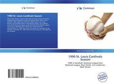 Copertina di 1990 St. Louis Cardinals Season