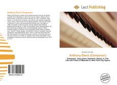 Portada del libro de Anthony Davis (Composer)