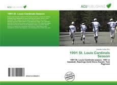 Copertina di 1991 St. Louis Cardinals Season