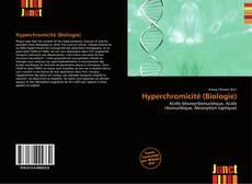 Buchcover von Hyperchromicité (Biologie)