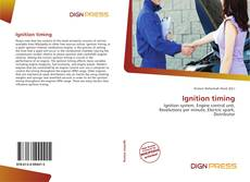 Bookcover of Ignition timing