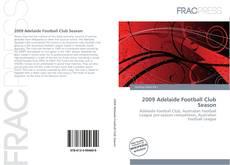 Обложка 2009 Adelaide Football Club Season