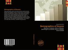 Portada del libro de Demographics of Kosovo