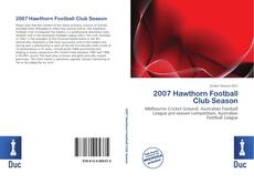 Buchcover von 2007 Hawthorn Football Club Season