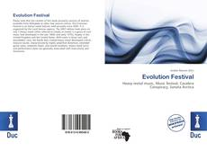 Bookcover of Evolution Festival