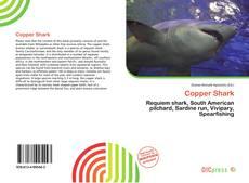 Buchcover von Copper Shark