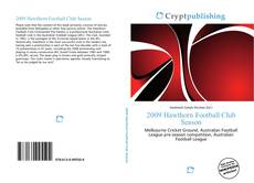 Buchcover von 2009 Hawthorn Football Club Season