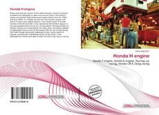 Portada del libro de Honda H engine