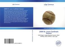 Capa do livro de 2009 St. Louis Cardinals Season