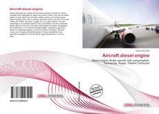 Copertina di Aircraft diesel engine