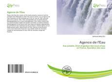 Borítókép a  Agence de l'Eau - hoz
