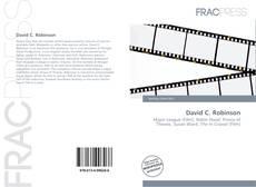 Capa do livro de David C. Robinson
