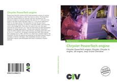 Chrysler PowerTech engine的封面