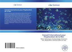 Bookcover of Conseil International pour l'Exploration de la Mer