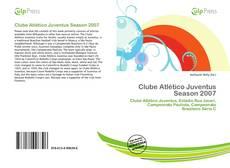 Bookcover of Clube Atlético Juventus Season 2007