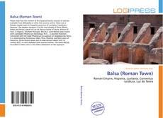 Обложка Balsa (Roman Town)