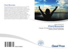 Portada del libro de Chant Mozarabe