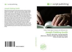 Joseph Fielding Smith kitap kapağı