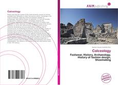 Bookcover of Calceology