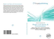 Обложка Maple Leaf Sports & Entertainment