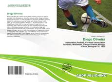 Capa do livro de Diego Oliveira