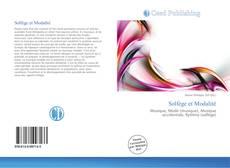 Solfège et Modalité kitap kapağı
