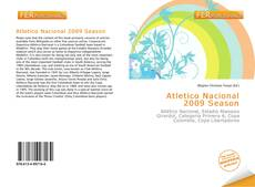 Bookcover of Atletico Nacional 2009 Season