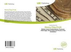 Couverture de Henry Clay Frick