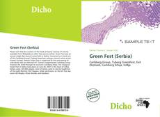 Bookcover of Green Fest (Serbia)