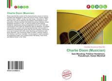 Bookcover of Charlie Dixon (Musician)