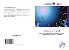 Bookcover of Bilbao Live Festival
