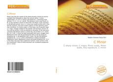 Bookcover of C Minor