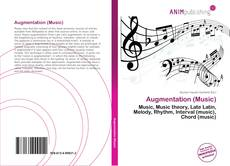 Couverture de Augmentation (Music)