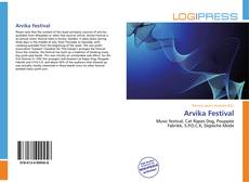 Bookcover of Arvika Festival