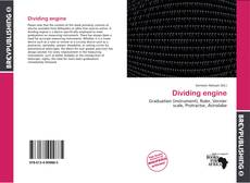 Dividing engine kitap kapağı
