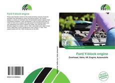 Ford Y-block engine的封面