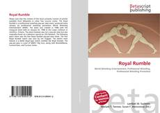 Bookcover of Royal Rumble
