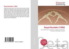 Bookcover of Royal Rumble (1990)