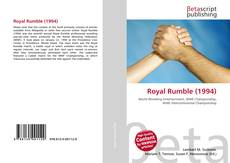 Bookcover of Royal Rumble (1994)