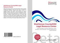 Couverture de Washtenaw County/EMU Legal Resource Center