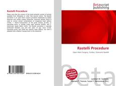 Bookcover of Rastelli Procedure