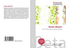 Bookcover of Raster Blaster