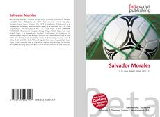 Bookcover of Salvador Morales
