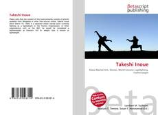 Bookcover of Takeshi Inoue