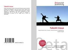 Copertina di Takeshi Inoue
