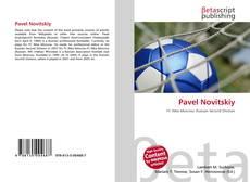 Capa do livro de Pavel Novitskiy
