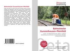 Borítókép a  Bahnstrecke Gunzenhausen–Pleinfeld - hoz