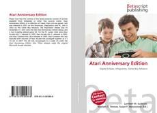 Couverture de Atari Anniversary Edition
