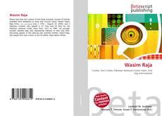 Portada del libro de Wasim Raja