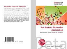 Capa do livro de Rat Bastard Protective Association